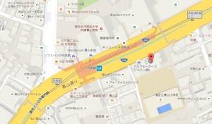 〒107 0062 東京都港区南青山2丁目22−14 Google マップ